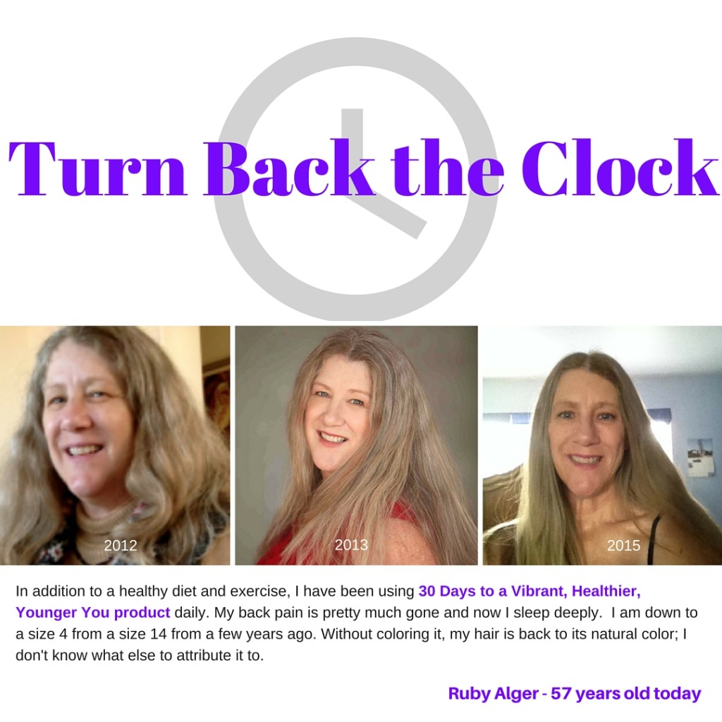 Instagram- Turn Back the Clock